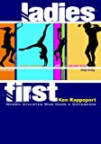 img - for Ladies First: Women Athletes Who Made a Difference book / textbook / text book