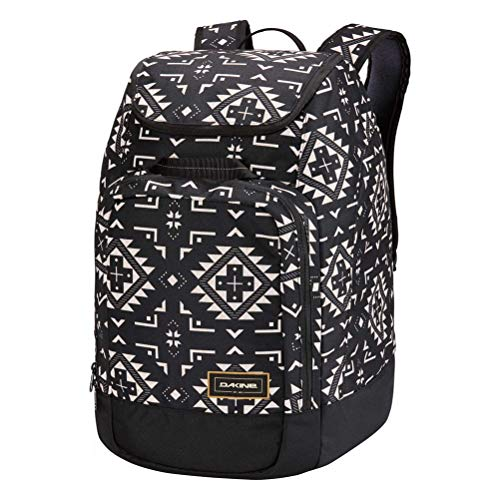 50L Bag Dakine BLK Snow Boot Pack SILVER Boot wCxqXExT