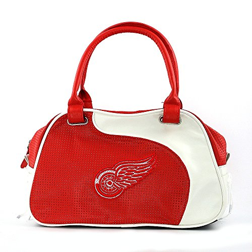 Detroit Red Wings Per-Fect Bowler (Perfect Bowler Purse)