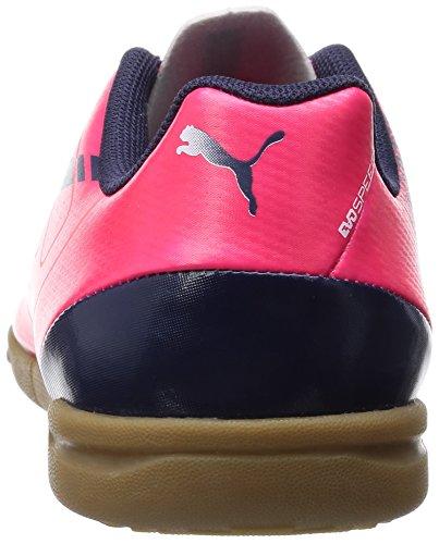 Puma Evospeed 5.3 It - Zapatillas rojo (bright plasma-white-peacoat 05)