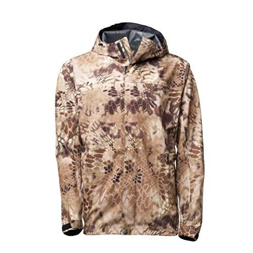 Kryptek Jupiter Camo Rain Jacket (Rain Gear Collection)