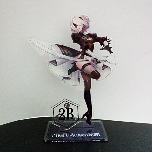 NieR: Automata YoRHa No. 2 Type B 2B Acrylic Stand Figure Mo
