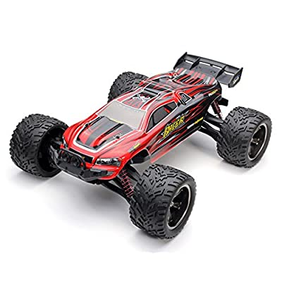 iGarden 1 / 12 Scale Off-road RC Truck Car Toy Radio Control Driven Electric Racing Truggy Rc Vehical Car