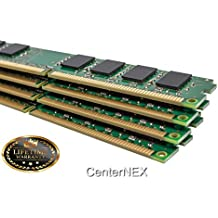 CenterNEX® 2GB Memory KIT (2 x 1GB) For Asus PTG Series PTGV-LM (ECC Unbuffered). DIMM DDR2 ECC Unbuffered PC2-6400 800MHz RAM Memory.