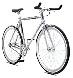 SE Bicycles Larger Single Speed Bicycles, Chrome, 52cm/Medium