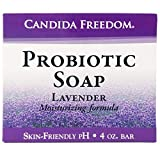 Candida Freedom 100% Natural Probiotic Soap-Anti