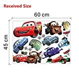 Cartoon car Bus DIY PVC Wall Stickers For Kids Rooms Home Decor Art Decals 3D Wallpaper Home decoration adesivo de parede