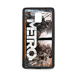games Metro Redux Game Poster Samsung Galaxy Note 4 Cell Phone Case Black 91INA91619532