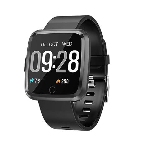 Blaupunkt BLP5180 Smartwatch Bluetooth Compatible con iPhone y ...