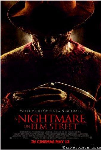 Nightmare On Elm Street Movie Poster 24x36in