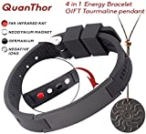 EMF Protection Anti Radiation BRACELET (Pendant BONUS). Arthritis Pain.Carpel-Tunnel.Immunity.Migraines
