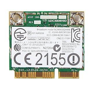 AzureWave AW-CE123H / 802.11ac/n/b/g + Bluetooth 4.0 / Half-Size PCI-Express MiniCard (B00HRFS1GQ) | Amazon price tracker / tracking, Amazon price history charts, Amazon price watches, Amazon price drop alerts