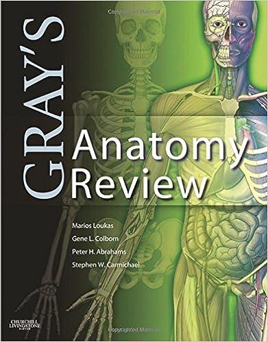 Grays Anatomy Review 9780808924036 Medicine Health Science