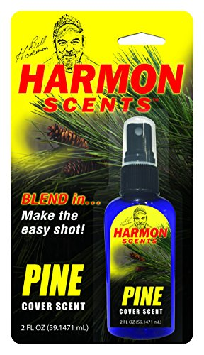 Harmon Scents - Cover Scents - Pine - HPI - Hunting Scents - 2 Ounces - Deer Hunting Attractant ()