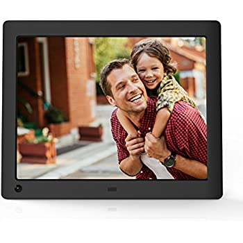 Amazon aura digital photo frame beautifully designed with nix advance 8 inch hi res digital photo frame with motion sensor x08e solutioingenieria