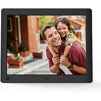NIX Advance - 8 inch Hi-Res Digital Photo Frame with Motion Sensor (X08E)