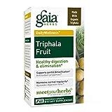 Gaia Herbs, Triphala Fruit, 60 Veggie Caps - 2pc