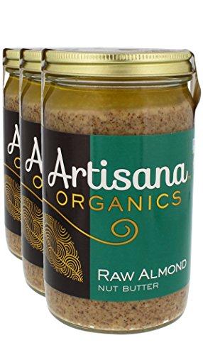 Artisana Organic Almond Butter 14oz product image