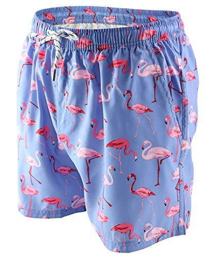 - 51tW Mam aL - Tyhengta Men's Swim Trunks Quick Dry Bathing Suit Beach Shorts
