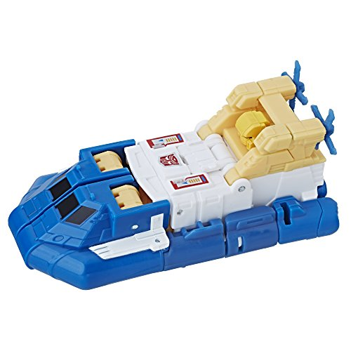 Wolf Class Sea Submarine - Transformers: Generations Titans Return Legends Class Seaspray