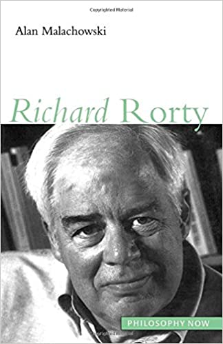 Richard Rorty (Philosophy Now)