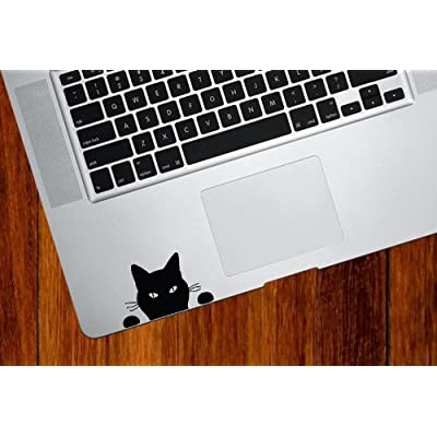 """Cat Fan related Products Cat Watching -""""Soon."""" Cat – Trackpad/Keyboard... [tag]"""