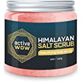 Active Wow Himalayan Pink Salt Body Scrub
