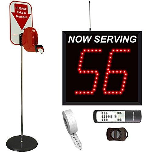 queue ticket dispenser - 5