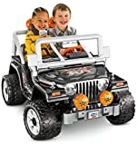 Power Wheels Tough Talking, Jeep Wrangler