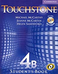 Touchstone Level 4 Student's Book B with Audio CD/CD-ROM (New American English Course)