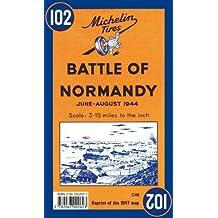 Battle of Normandy June-1944 MH102