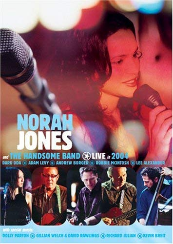 Norah Jones and The Handsome Band - Live in 2004 by EMD
