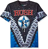 Liquid Blue Mens Rush Starman Short Sleeve T-Shirt
