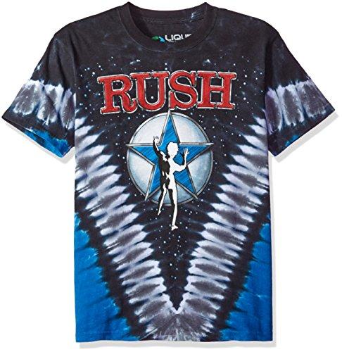 Liquid Blue Mens Rush Starman Short Sleeve T-Shirt