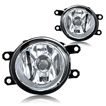 51tW3kK T8L._SY355_ amazon com 2012 2013 toyota tacoma fog light driving lamp clear Toyota Tacoma Fender Liner at nearapp.co