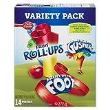 Betty Crocker Gluten Free Fruit Snacks Variety Pack, 14-Count, 272 Gram