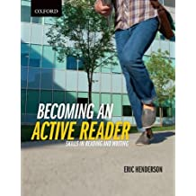 By Author - Becoming an Active Reader: Skills in Reading and Writing