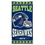 Seattle Seahawks Beach Towel - New Design