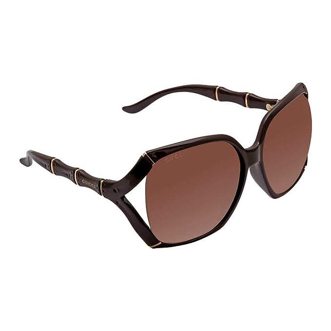 Amazon.com: Gucci - Gafas de sol grandes para mujer: Clothing