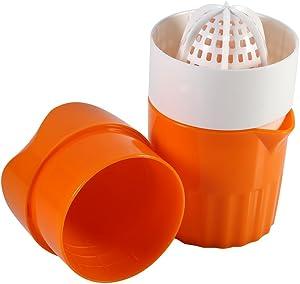 Healthy Fruit Juicer, Durable Juicer, Safe Manual Fruit Juicer, Orange Press, Easy to Clean For Home Kitchen