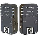 YONGNUO Wireless TTL Flash Trigger YN622N II with High-speed Sync HSS 1/8000s for Nikon Camera
