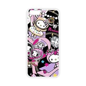 iPhone 6,6S Plus 5.5 Inch Phone Case Cover tokidoki TD7572