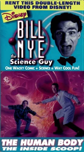 Bill Nye the Science Guy Double-Length Video: