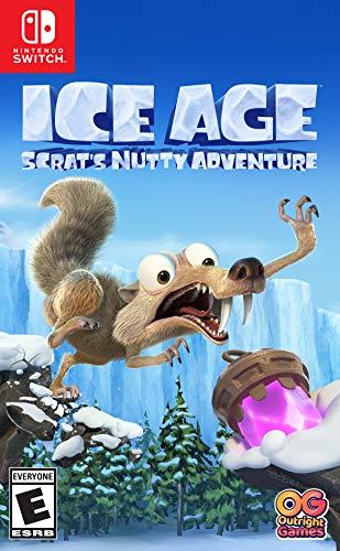 Ice Age: Scrat's Nutty Adventure - Nintendo Switch ()