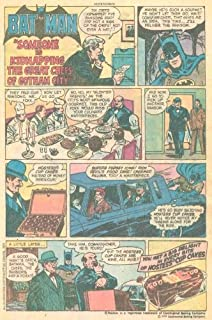"product image for Hostess Cup Cakes: Batman""Someone is Kidnapping the Great Chefs of Gotham City"" w/Robin: Great Original Comic Print Ad!"