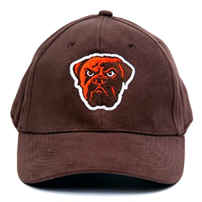 NFL Cleveland Browns LED Light-Up Logo Adjustable Hat