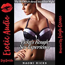 Vicky's Rough Sex Experience
