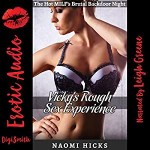 Vicky's Rough Sex Experience Audiobook