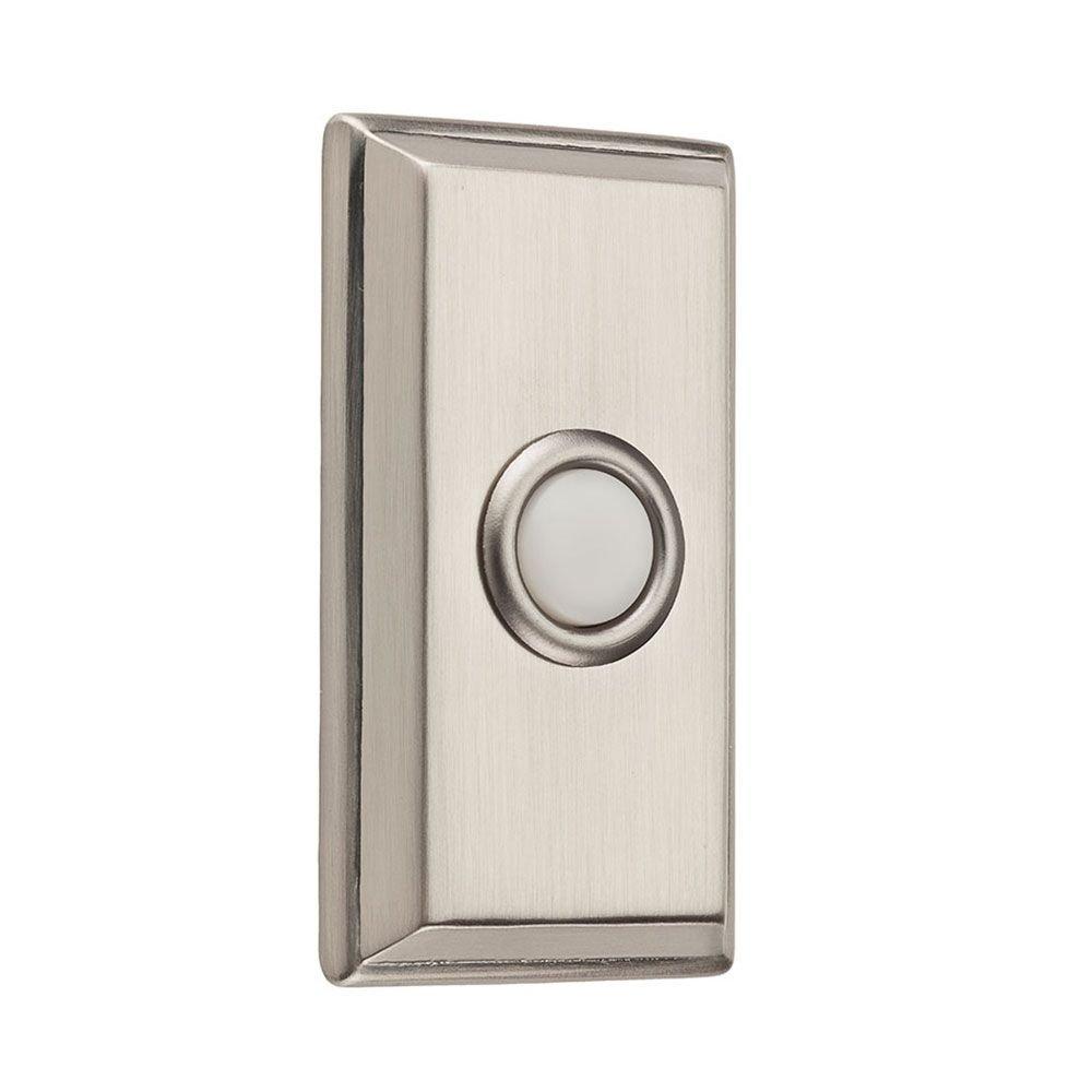 Baldwin 9BR7015-002 Rectangular Bell Button