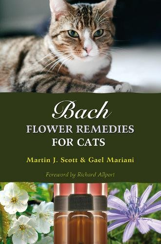 Bach Flower Remedies for Cats by Brand: Findhorn Press